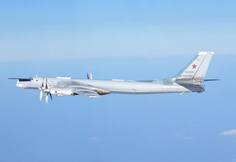 Russia, China conduct 2nd joint air patrol over Sea of Japan