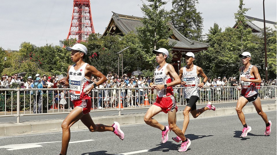Olympics: Men's marathon to be held on last day of 2020 Games: source - Kyodo News Plus