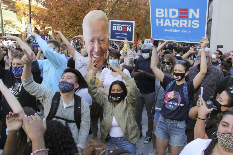 english.kyodonews.net: FOCUS: Asian Americans hope for more inclusive society under Biden