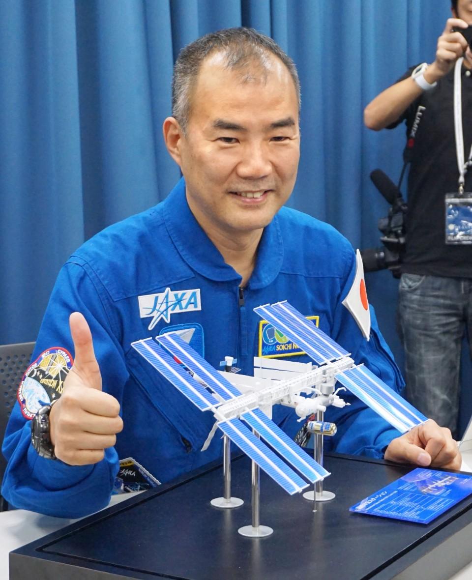 Olympics: Astronauts to encourage Tokyo 2020 torchbearers