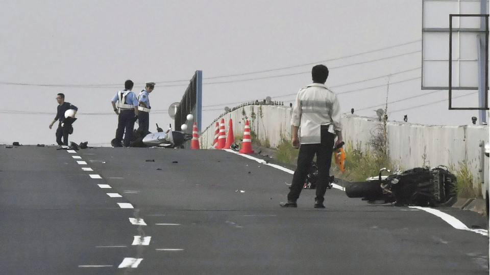 6 Teens Dead 2 Injured In Motorcycle Accident In Japan S Nara