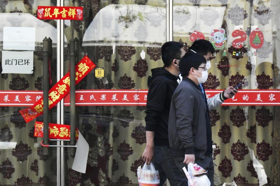 China's Harbin imposes lockdown amid virus outbreak