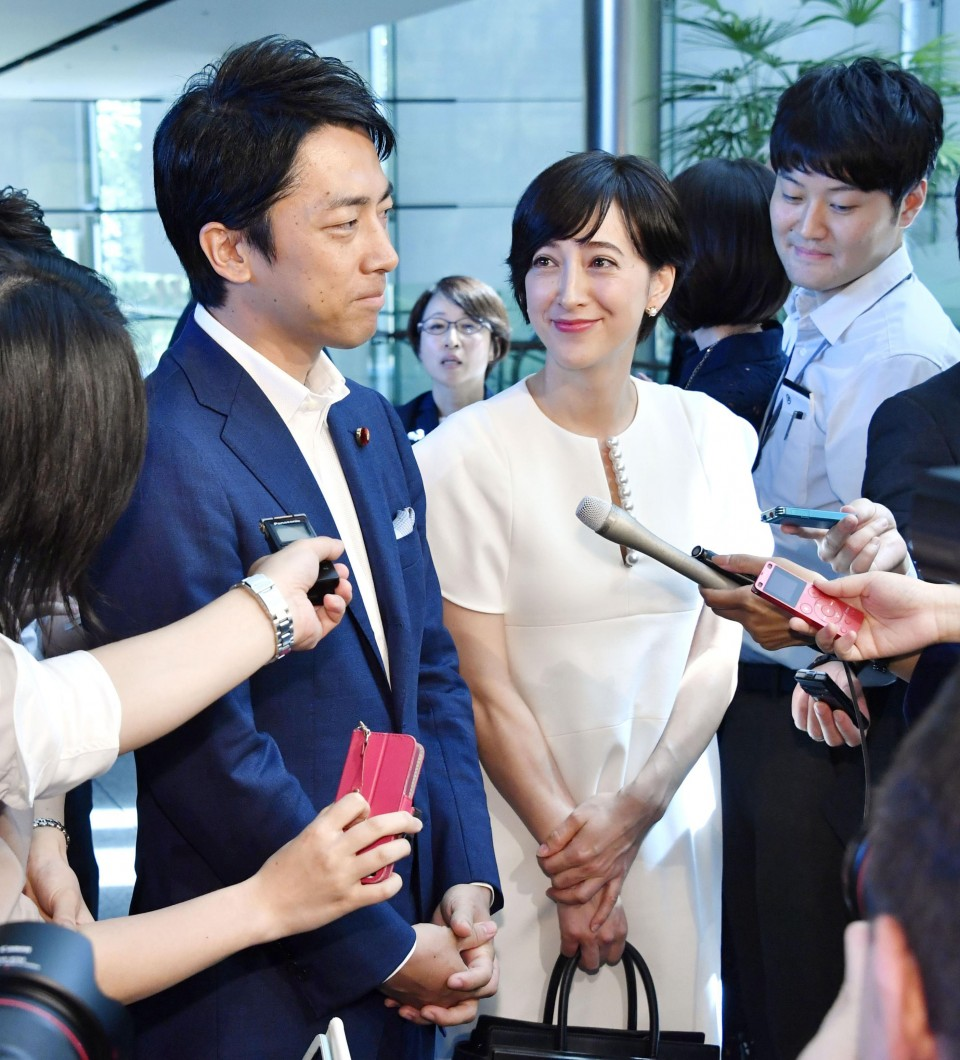 It's a boy! Japanese minister Koizumi's first child born, paternity leave looms