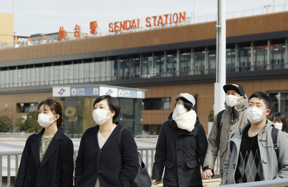 Japanese PM calls for nationwide closure of schools due to the coronavirus