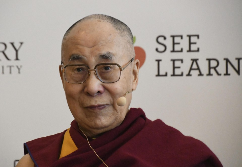 Tibet's exile gov't praises Dalai Lama on his 84th birthday