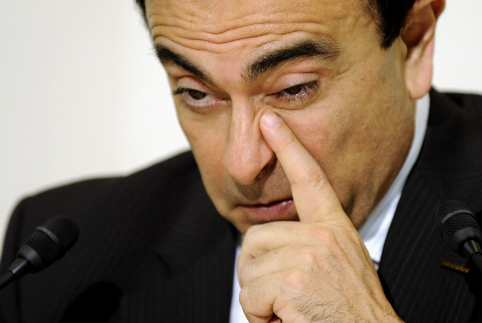 Renault replaces Carlos Ghosn as chairman, CEO after growing scandal at Nissan