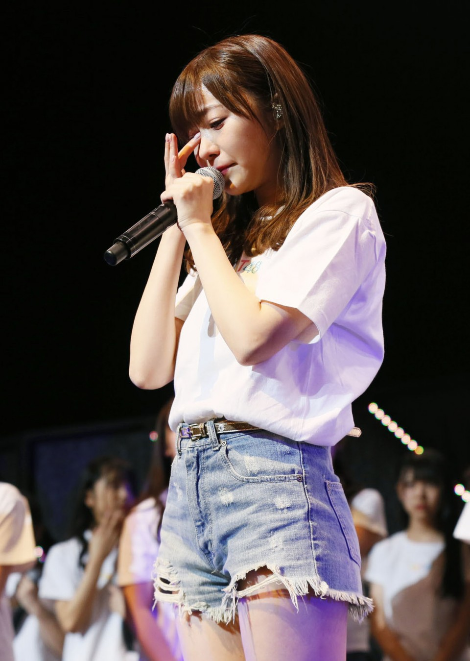 Japanese idol Rino Sashihara to leave group HKT48