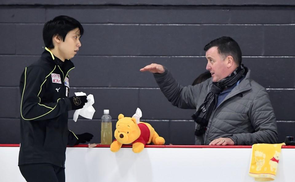 Брайан О́рсер / Brian Orser & Toronto Cricket Skating Curling Club - Страница 4 Photo_l