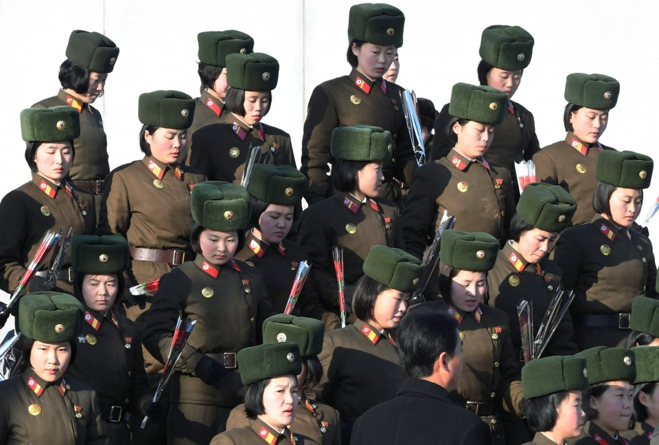 North Korea marks sixth anniversary of Kim Jong-Il's death