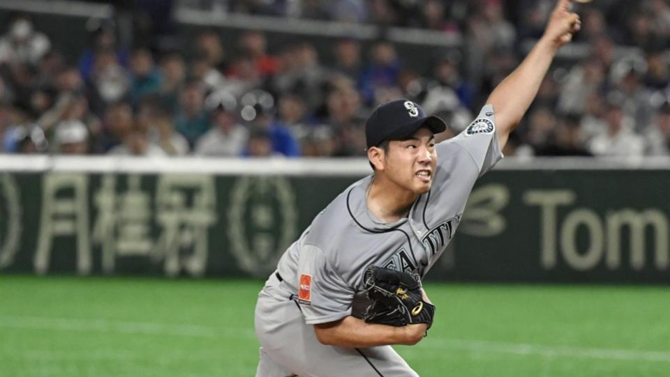 Baseball Yusei Kikuchi Says Japan Experience Vital Ahead Of 1st