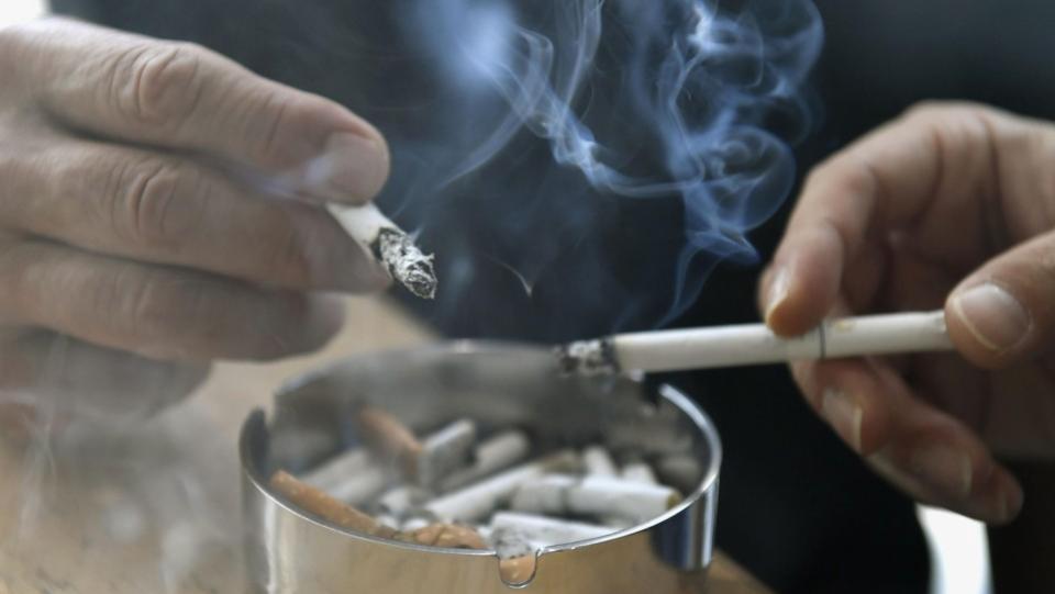 To smoke in japanese