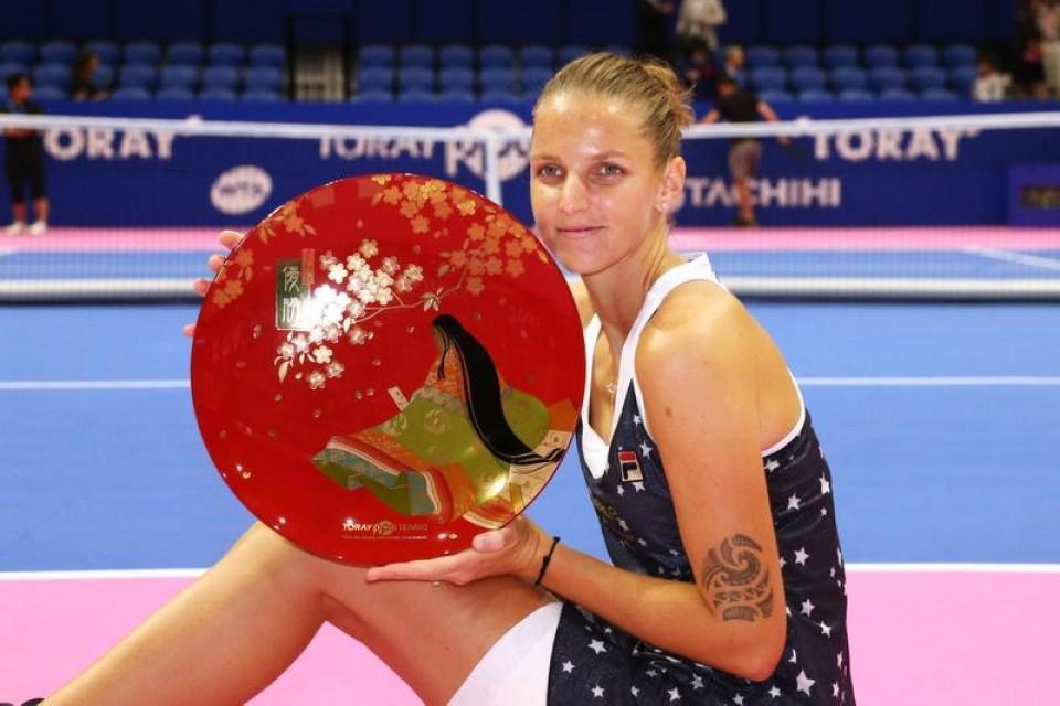 Naomi Osaka reaches Pan Pacific Open final