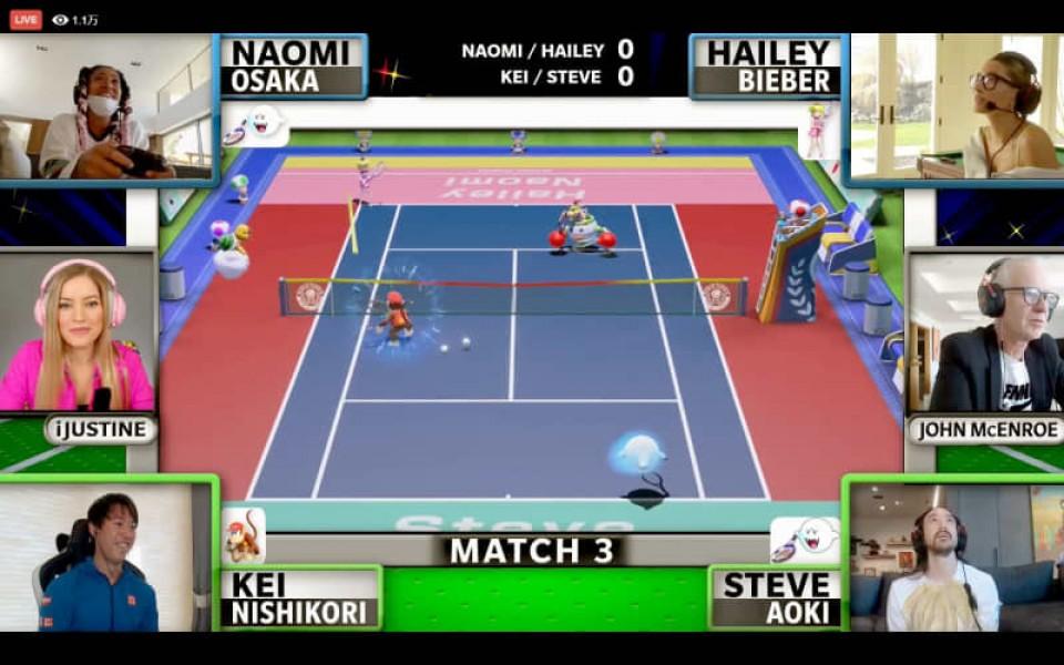 Serena, Venus, Sharapova to compete in tennis gaming event