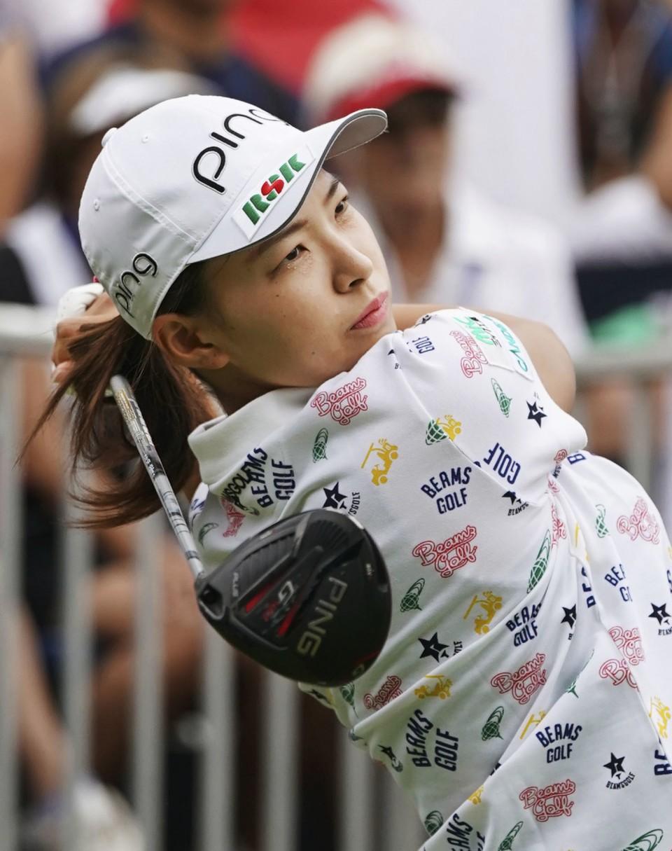 Hinako Shibuno wins British Open