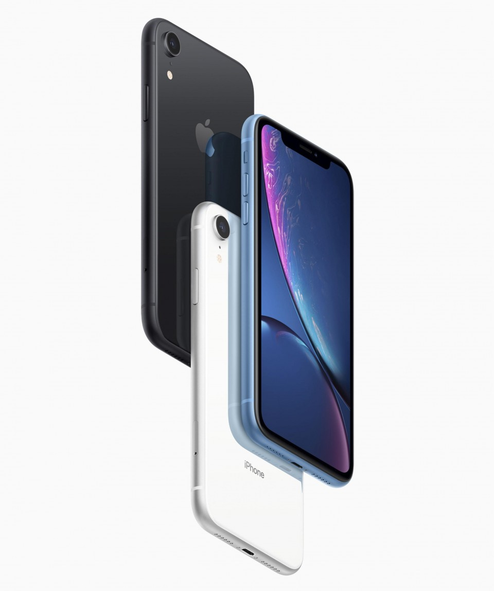 IPhone XR now available from Vodafone