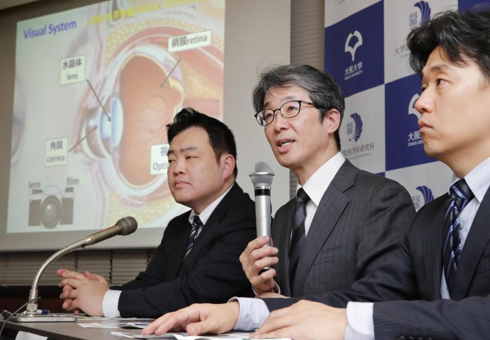 Japan OKs world's 1st test using iPS cells to treat corneal