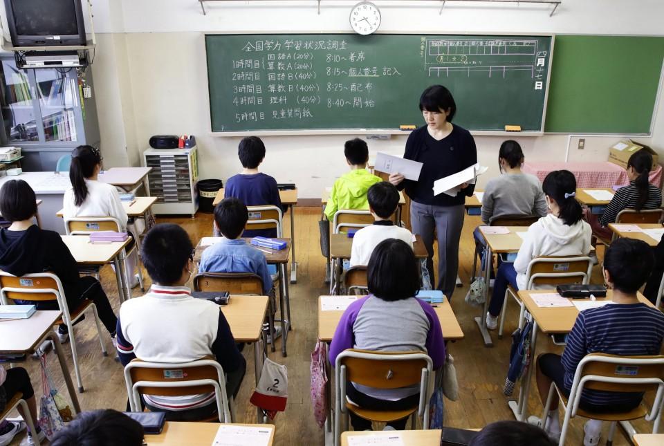 Schule In Japan