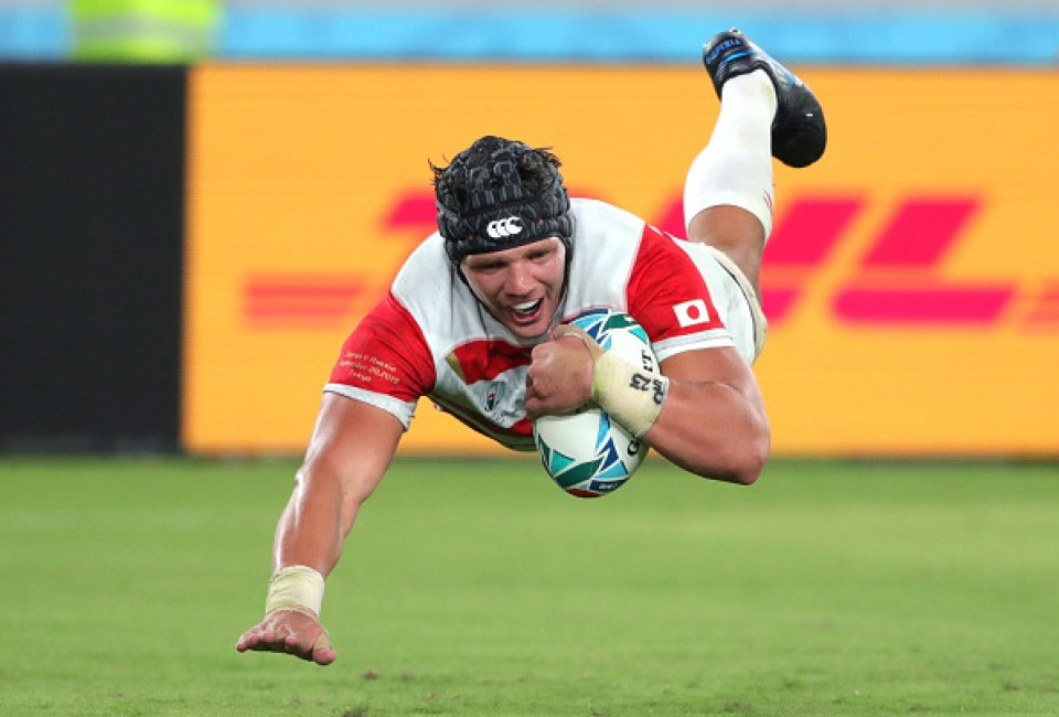 Rugby Pieter Labuschagne Honored To Follow In Footsteps Of Mccormick Leitch