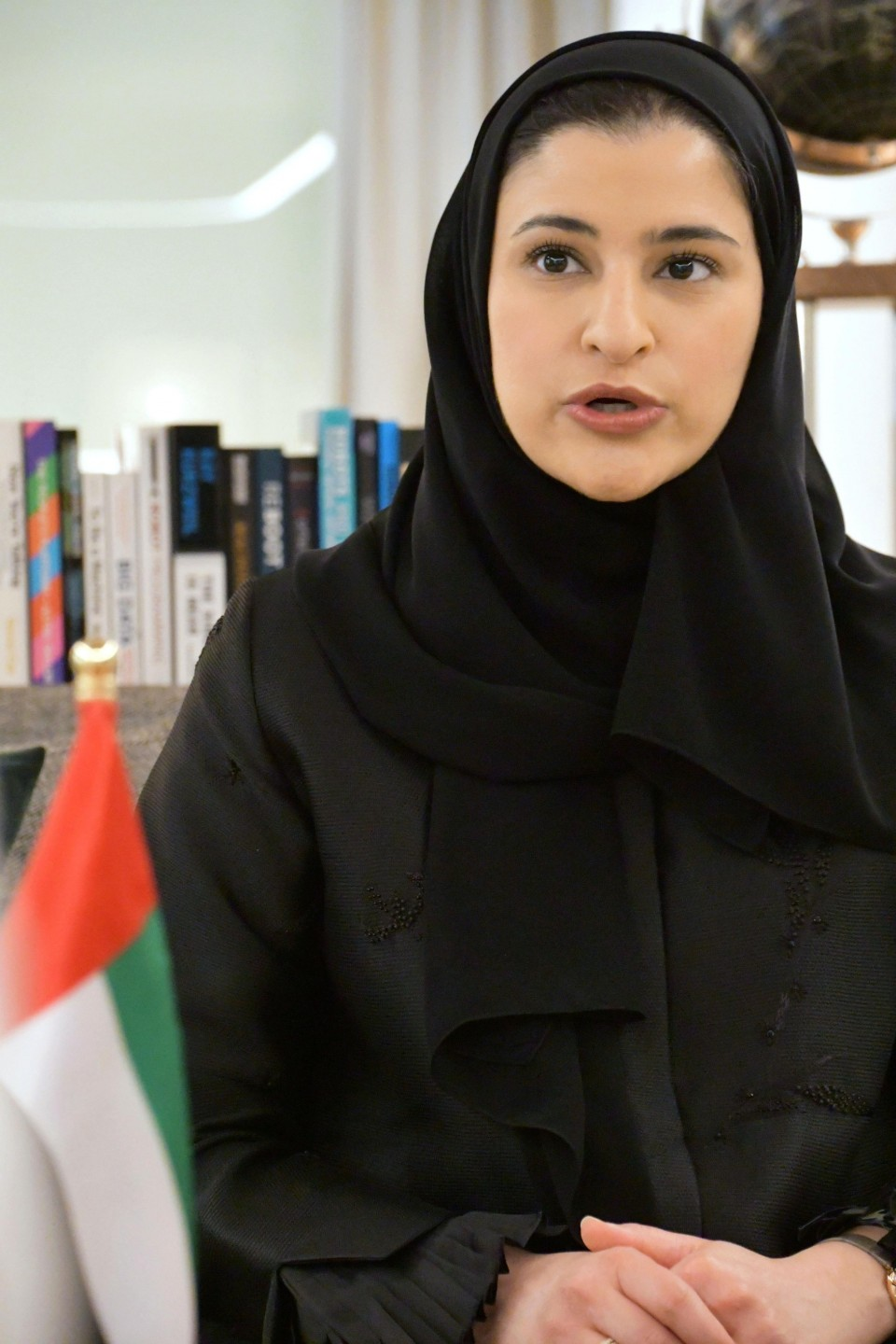 - photo l - UAE, oil-producing Arab countries turn to space development