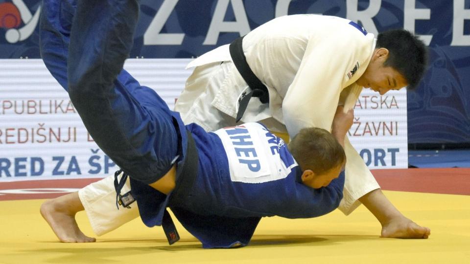 Judo: Takanori Nagase wins Japan's 2nd gold at Zagreb Grand Prix