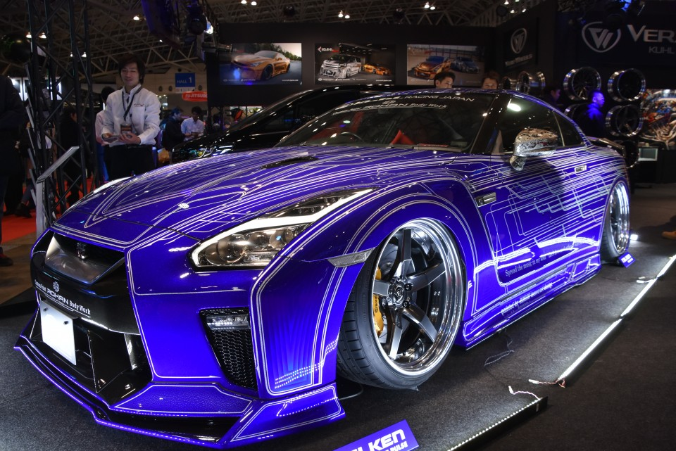 Tokyo Auto Salon Rolls Into On Largestever Scale - Car show tickets 2018