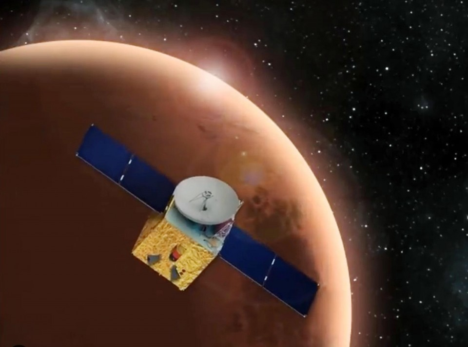 UAE successfully launches its first interplanetary mission to Mars