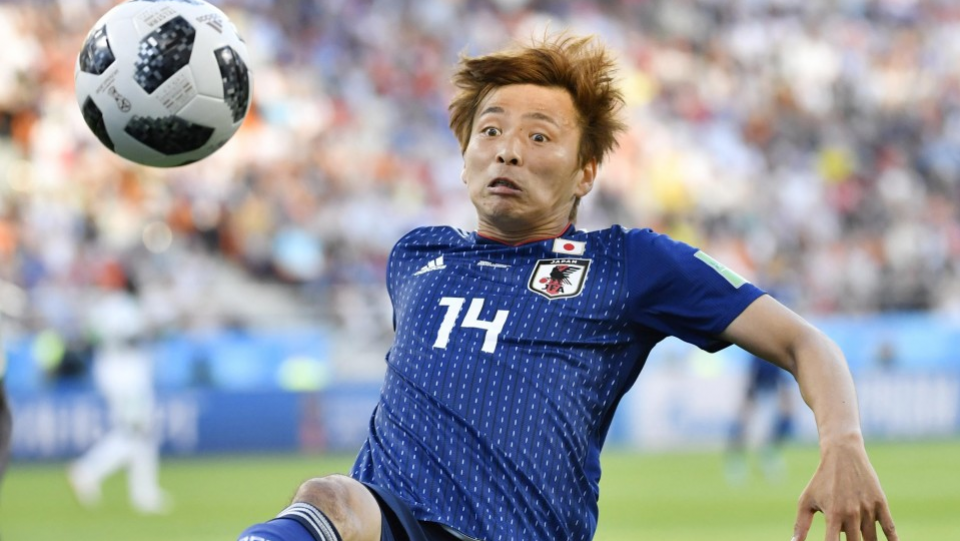 7d0b3ad2646 World Cup  Inui disappointed despite starring role against Senegal