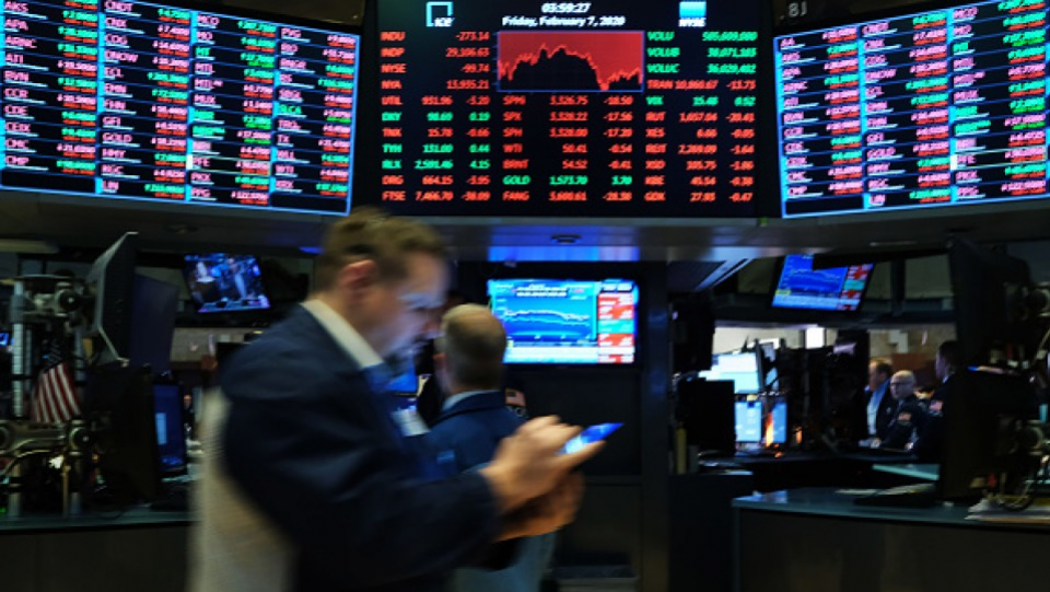 Wall Street tumbles in panic selling amid COVID-19 crisis