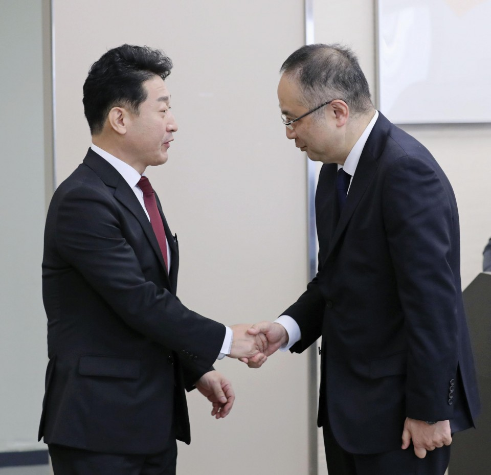 South Korea says talks with Japan enhanced mutual understanding