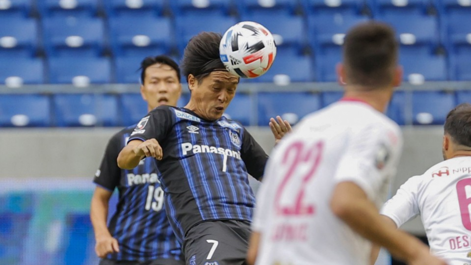 Football Cerezo Prevail In Osaka Derby As J League 1st Division Returns