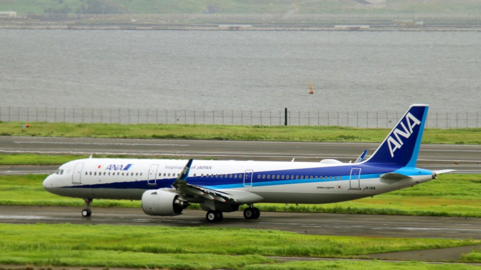 Osaka airport runway temporarily closed due to stalled plane