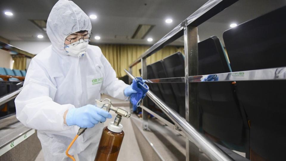 South Korea reports 256 new coronavirus cases, total 2,022 - KCDC