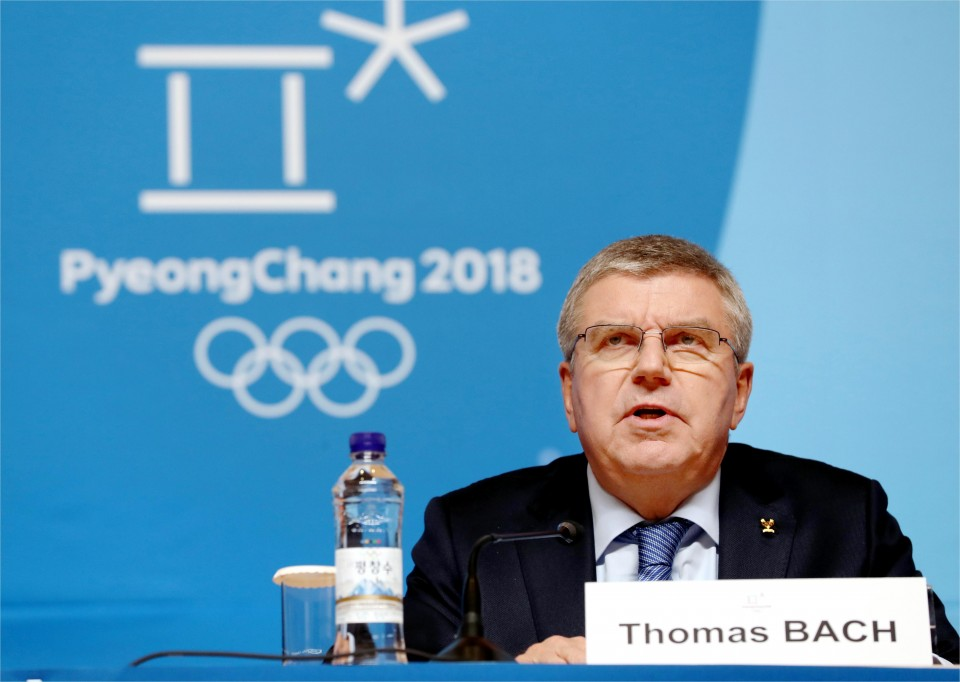 Kremlin looking forward to CAS ruling on Russian athletes