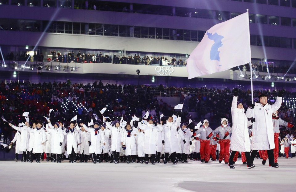 Could a North Korean athlete defect to South Korea during the Olympics?
