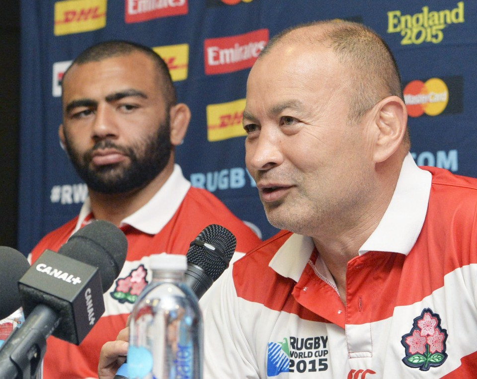 Japan's upset win over Boks to be turned into a movie
