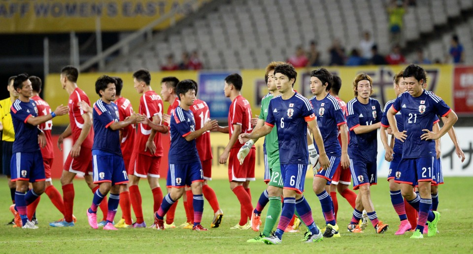 Soccer: Japan To Launch East Asian C'ship Campaign Vs
