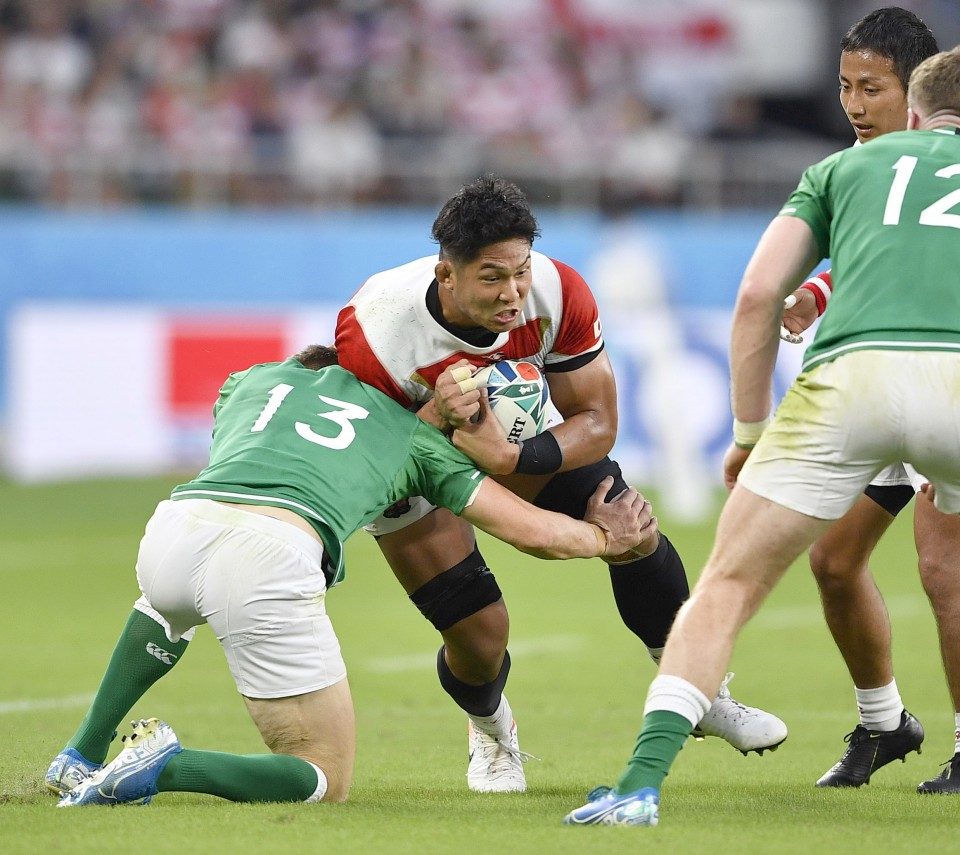 Sexton: 'Ireland's loss to Japan is a blessing in disguise'
