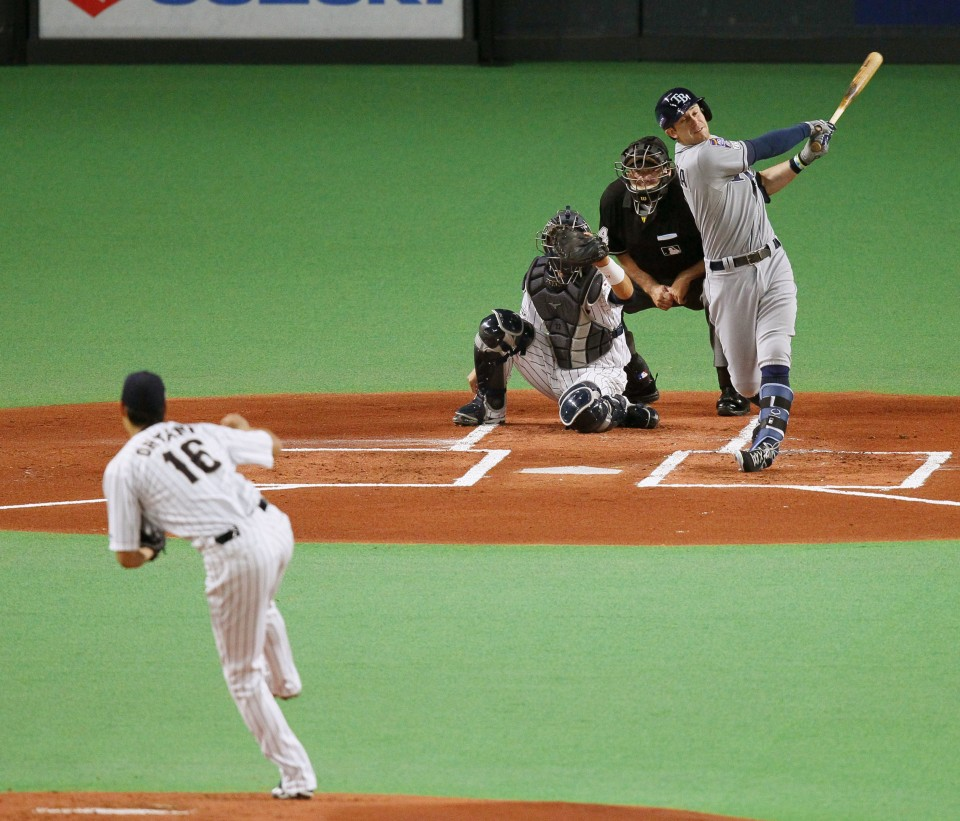 Next season will start with two games between M's, A's in Japan