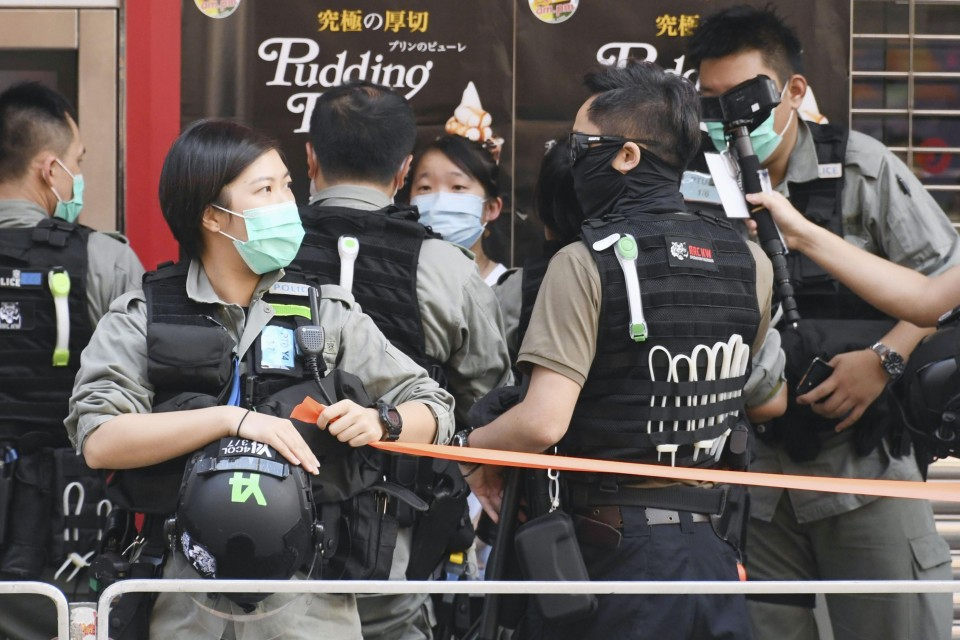 HK security law expected to pass on Tues