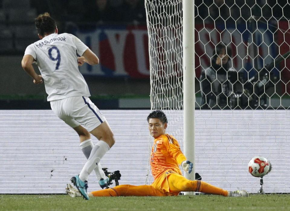 S. Korea beats Japan 4-1 to win East Asian Championship