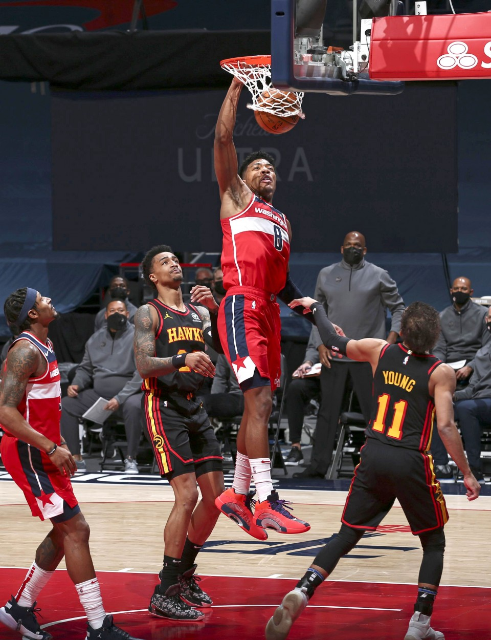 Basketball Rui Hachimura Returns With 9 Points In Wizards Defeat