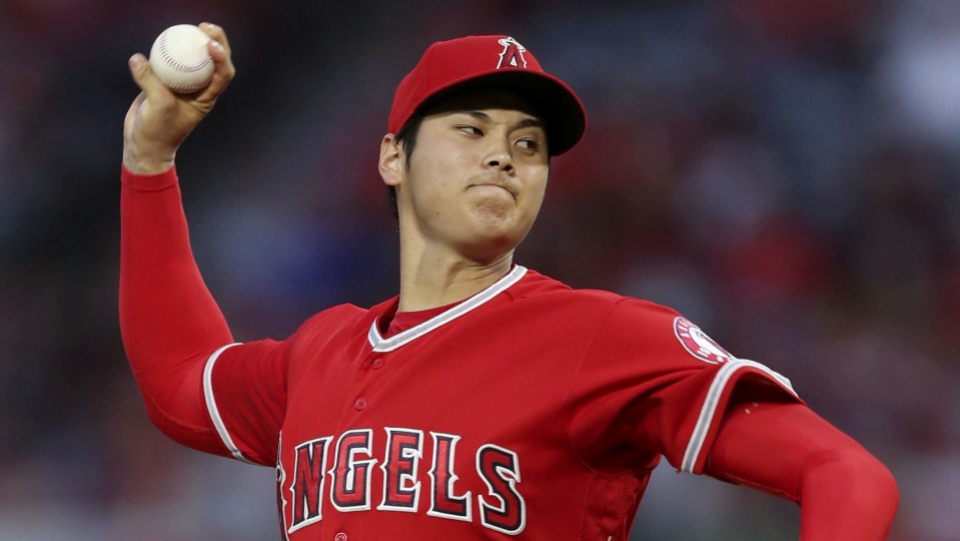 Baseball: Shohei Ohtani goes on DL with elbow sprain