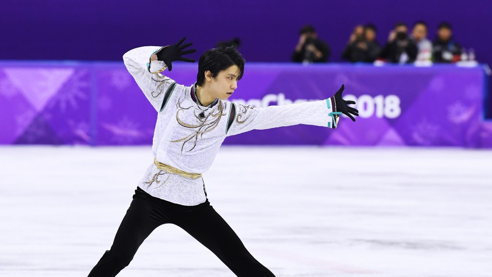 Olympics: Back-to-back Olympic champ Hanyu's next goal is quad axel